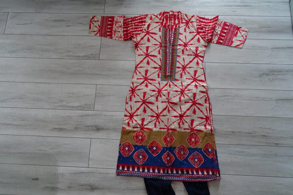 Visiting a Dressmaker in Patan