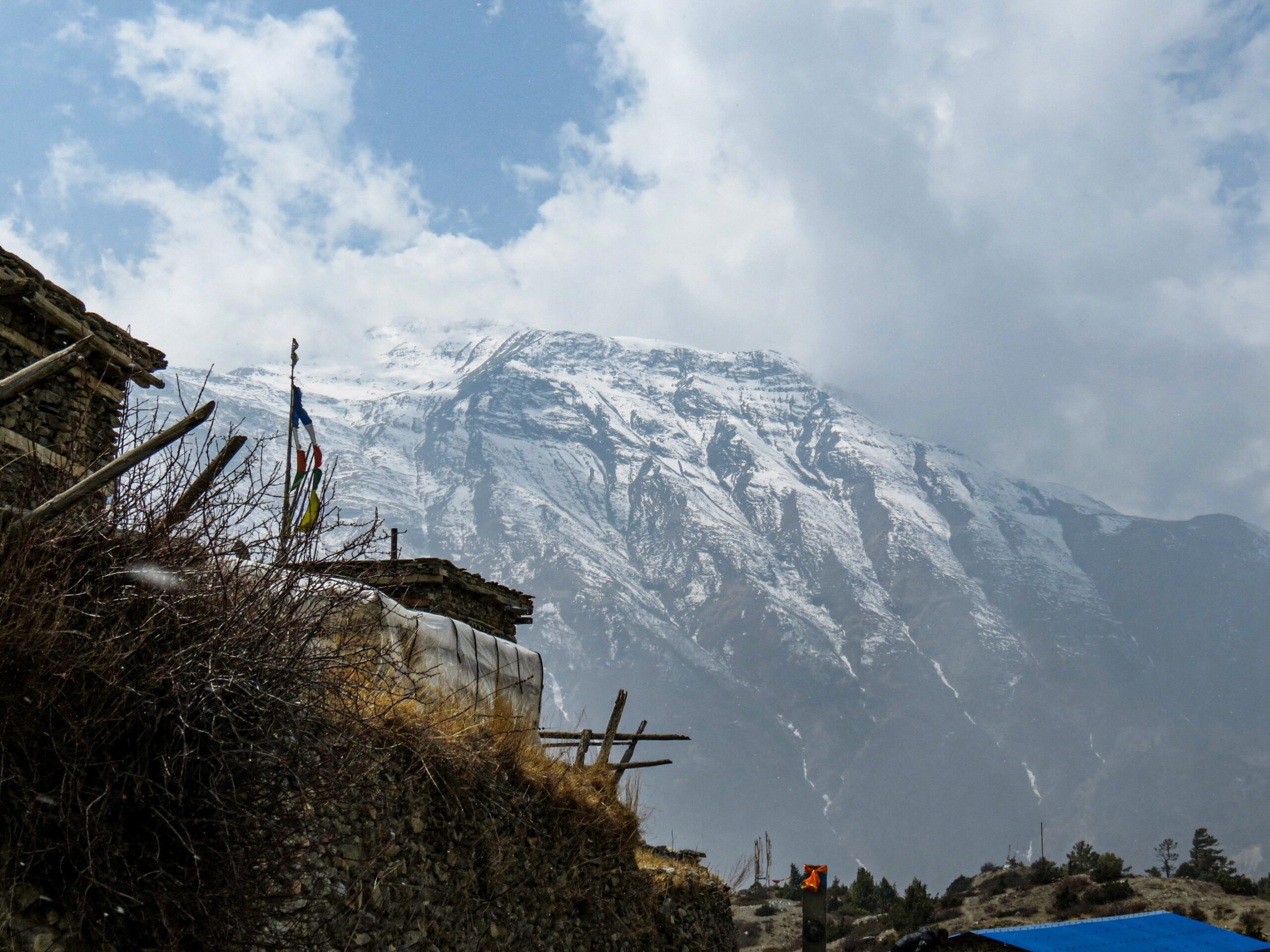 Camino de Manang: capital de los Annapurnas